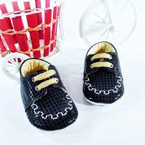 Pantofiori Bleumarin Lucioși