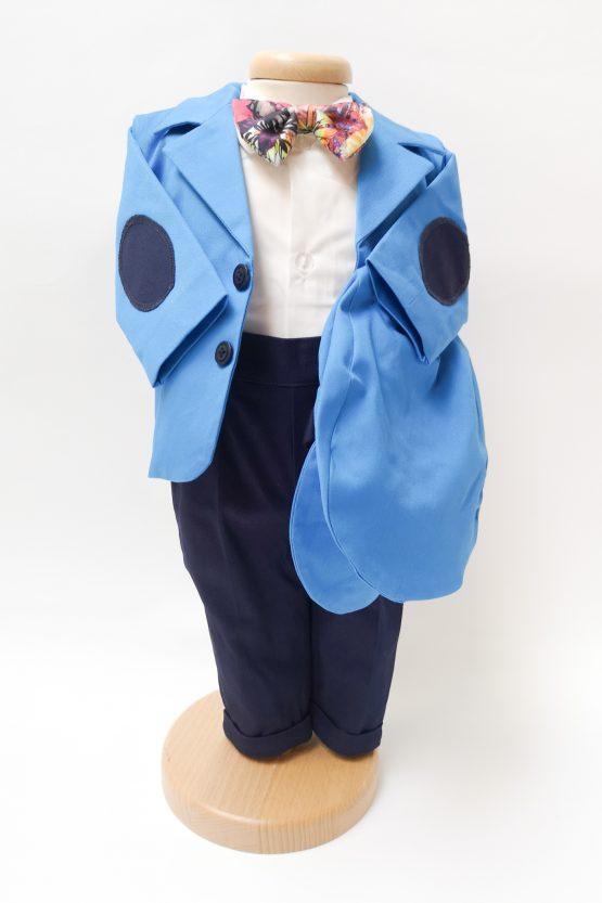 Costum Botez Bleu.
